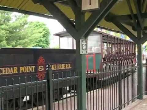 Cedar Point Memories – Part 7 – Railroads and Mills
